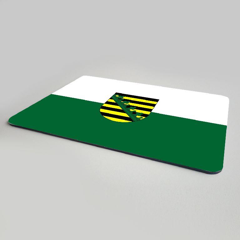 """Flagge Fahne Bundesland Bundesländer Mousepad /""""Niedersachsen/"""""""