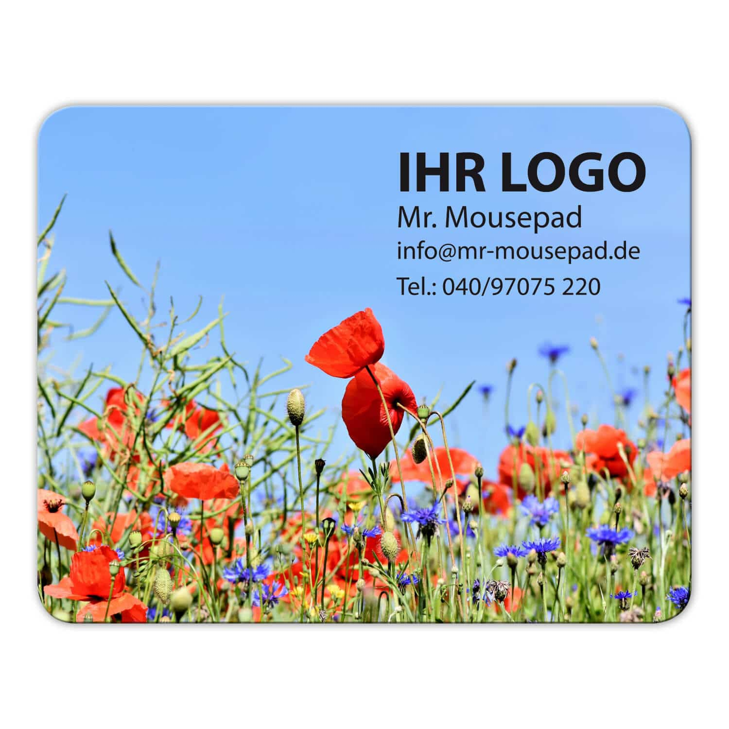 Mr mousepad Mauspad Design Natur